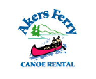 Akers Ferry Canoe Rental