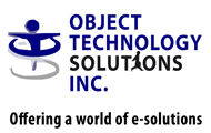 Object Technology Solutions, Inc. (OTSI) ''Offering a world of e-solutions''